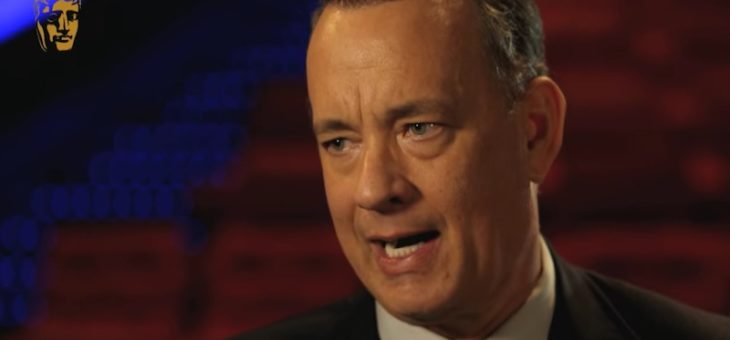 Tom Hanks discusses acting