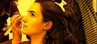 Youtube star Ana Free