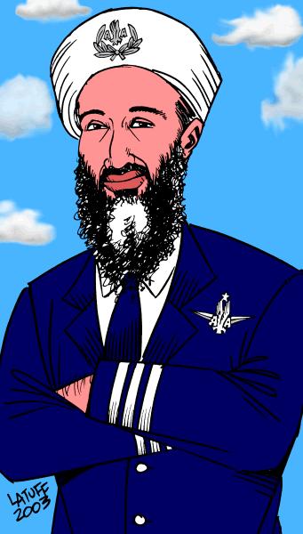 osama bin laden young. with an Osama Bin Laden