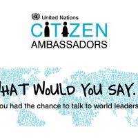 Jackie Chan wants you to become a UN citizen ambassador