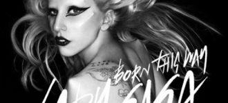 Lady Gaga Born this Way video World premiere