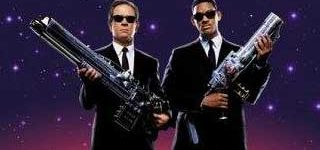 Will Smith back on Men In Black 3 film set