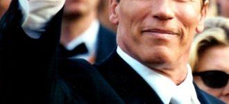 Do you now respect Arnold Schwarzenegger?