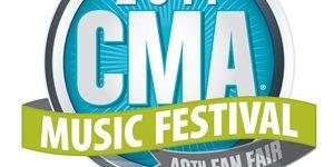 CMA Music Festival Logo