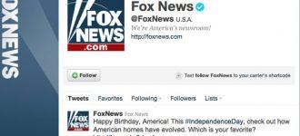 Fox News Hacked - Script Kiddies Take Responsibility
