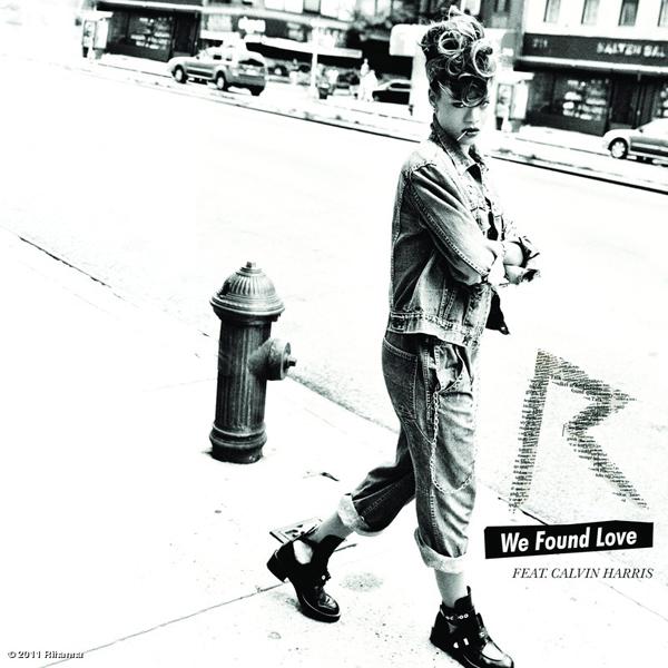 Rihanna Farmer We Found Love