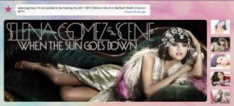 Selena Gomez biggest career moment - MTV EMA host