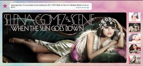 Selena Gomez MTV EMA