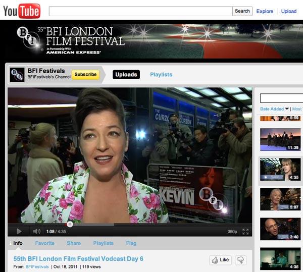 London Film Festival Blog