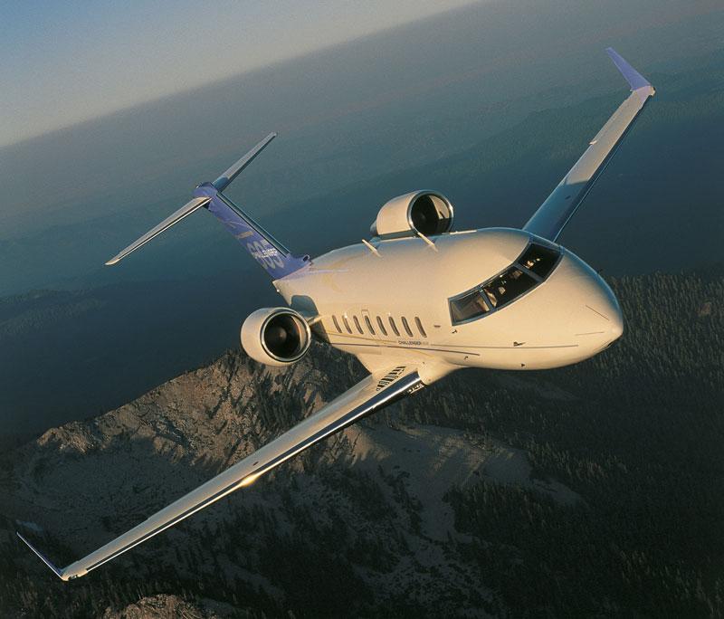 Bombardier-Challenger-605