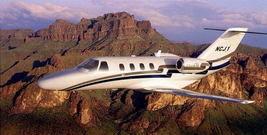 Cessna-Citation-CJ1-hire-jet