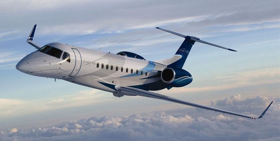 Embraer-Legacy-600-charter-jet