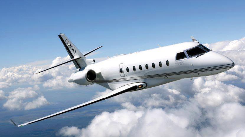 Gulfstream-G200-jet-chartering-service