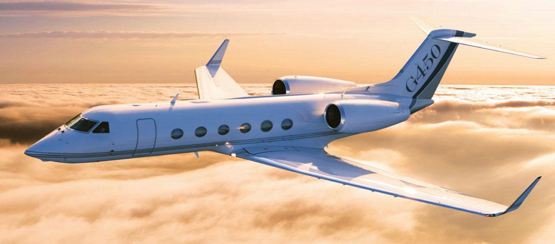 Gulfstream-G450-private-jet-hire