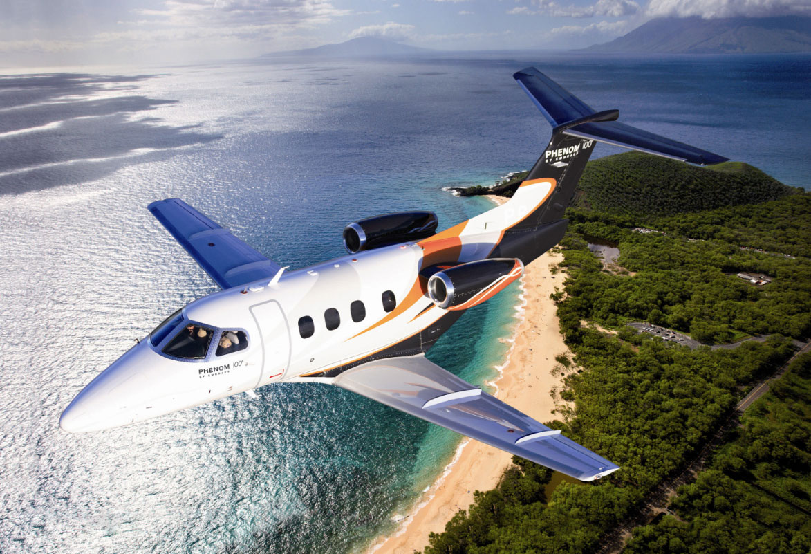 Phenom-100-jet-charter