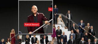 Patrick Stewart, Ben Kingsley join Paramount 100th anniversary