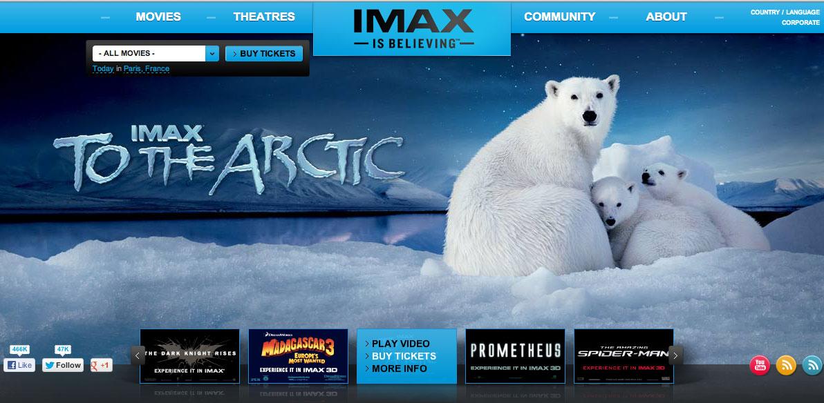 Imax-theatres