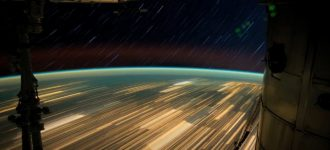 Going viral : Stunning International Space Station timelapse video