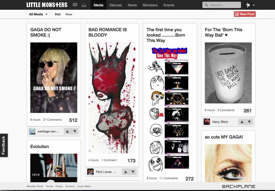 Lady-Gaga-little-monsters-front-page