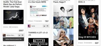 Lady Gaga Fame cover for Eau de Parfum released