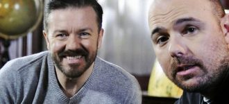 "Ricky Gervais : ""Internet-first shows are the future"""