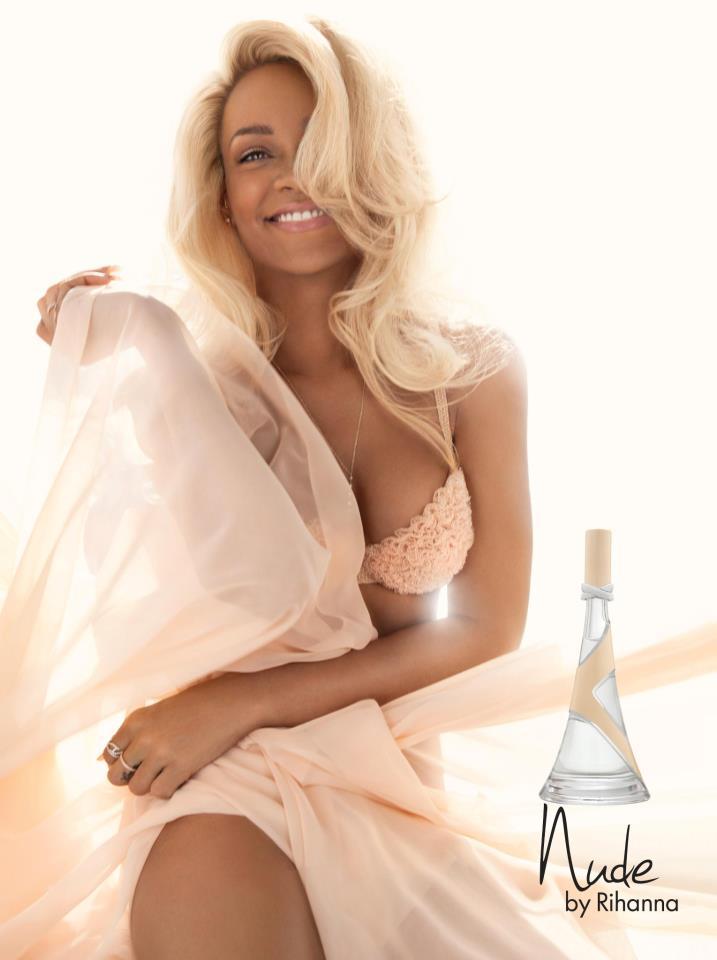 Rihanna Nude campaign 2012