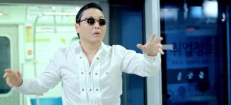PSY 'Gangnam style' will beat Justin Bieber before December