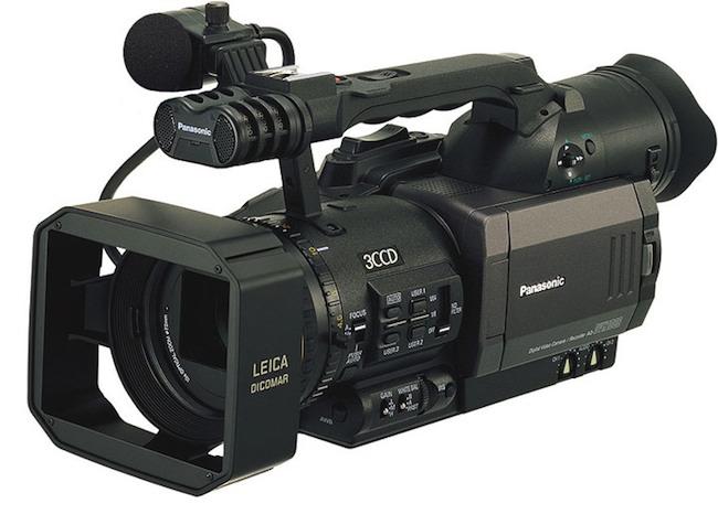 Panasonic-DVX100BE