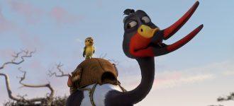 Special Screening - 'Zambezia' voiced by Jeff Goldblum, Samuel L Jackson
