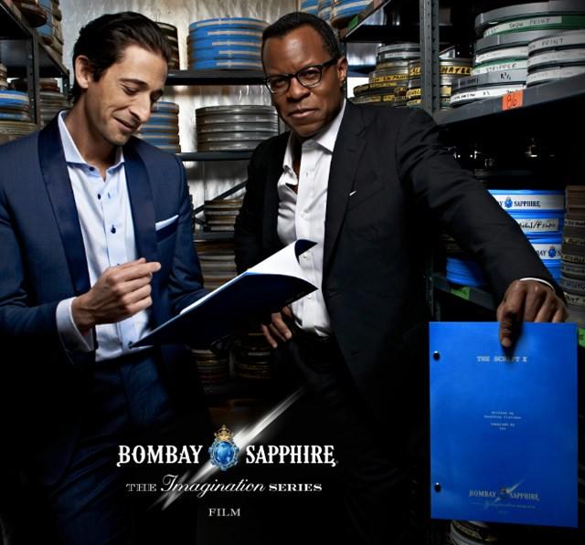 bombay-sapphire-adrien-brody-film-contest