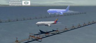 Going viral: Animation of Asiana flight 214 crash landing