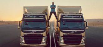 Going Viral : Jean Claude Van Damme video split