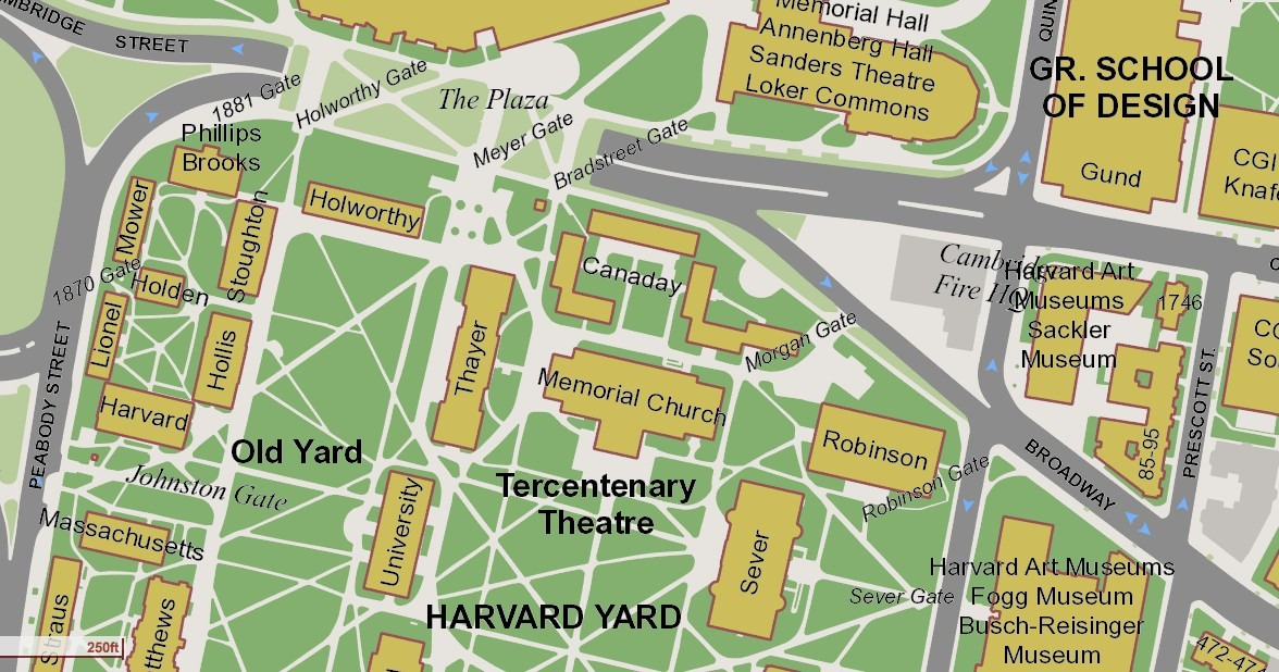 Harvard University Being Evacuated After Explosives Threat