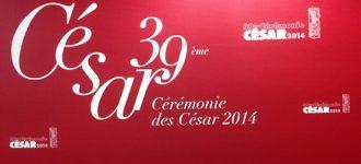 Les Cesars live broadcast from Paris