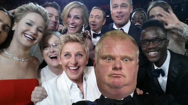 oscar-selfie-parody-rob-ford