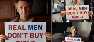 Going Viral : Real Men don't buy girls