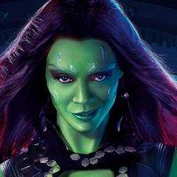 Zoe Saldana interview : 'Guardians of the Galaxy'
