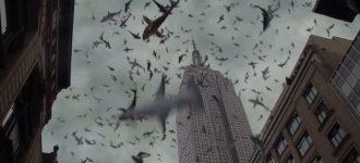 The dumbest trailer of the week : Sharknado 2