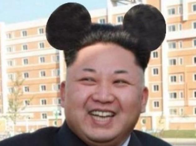 Kim Jong Un Disney