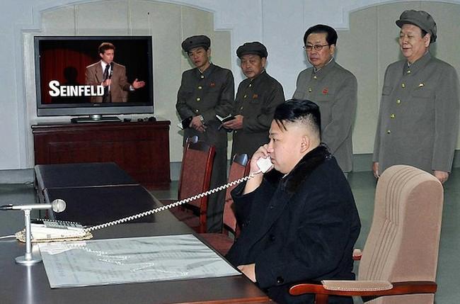 Kim Jong Un decides for Hollywood