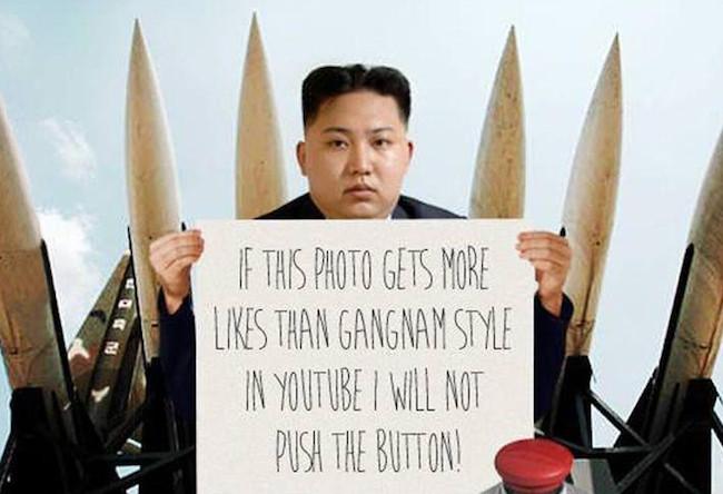 Kim Jong Un potato spoof