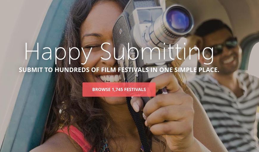 FilmFreeway-website