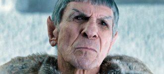 Star Trek actor Leonard Nimoy dies aged 83