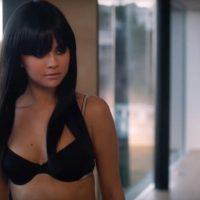 Going viral: Selena Gomez teases new music video in black lingerie