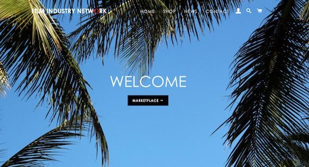 Film-Industry-Network-Marketplace-website