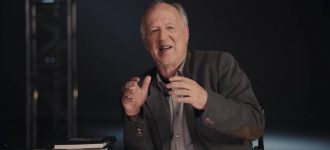"""Werner Herzog: """"You can learn the essentials of filmmaking in two weeks"""""""