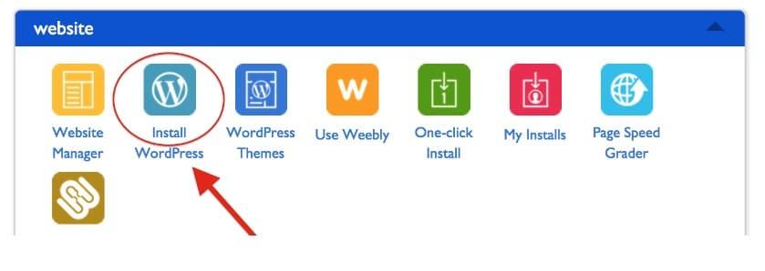 Installing-wordpress-on-Bluehost