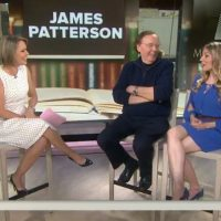 MasterClass student gets featured on Today Show with James Patterson