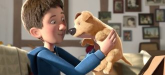 Short animation about disabled puppy gets filmmakers jobs at Pixar & Disney