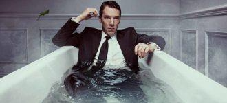 Benedict Cumberbatch in 'Patrick Melrose' series